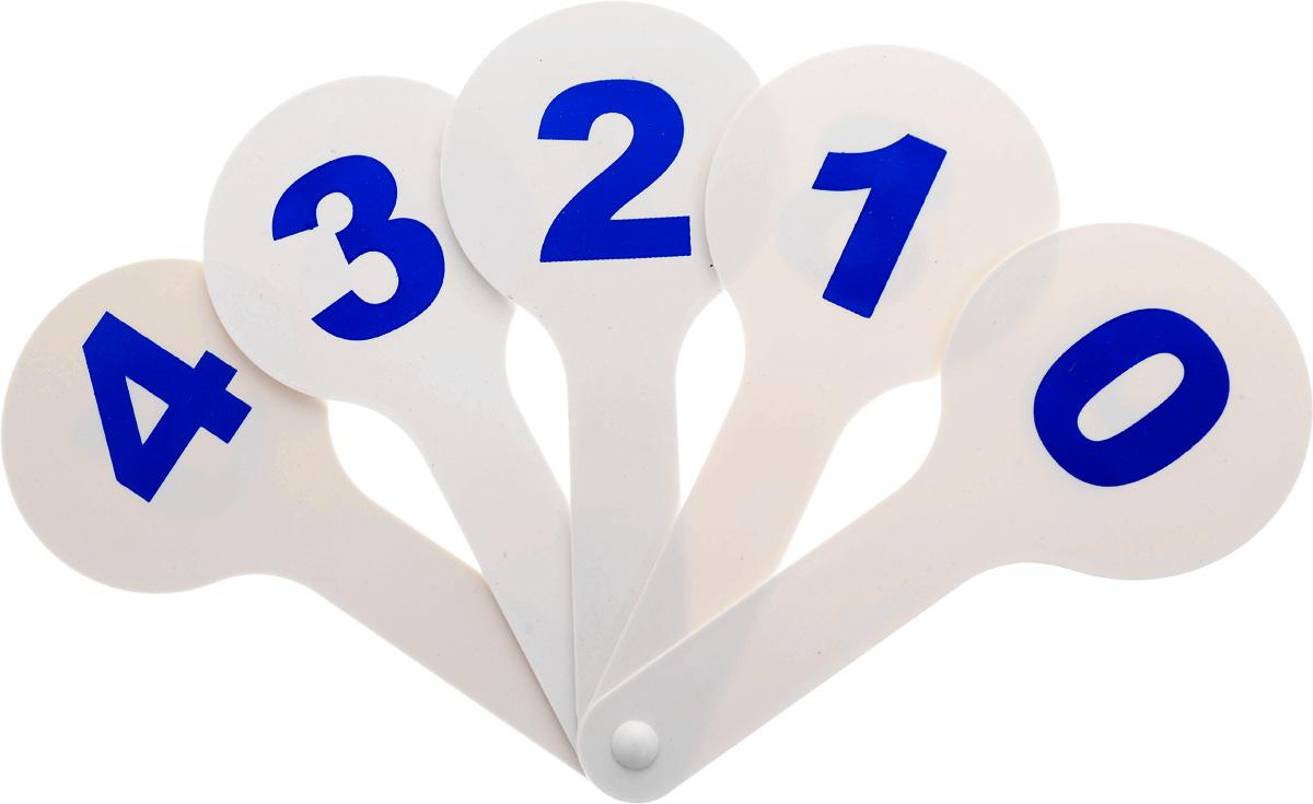 Silwerhof Веер-касса Цифры от 0 до 972523WDВеер-касса Silwerhof предназначен для наглядного и эффективного обучения цифрам от 0 до 9. Выполнено изделие из легкого материала, имеет оптимальный размер шрифта и удобную ручку.