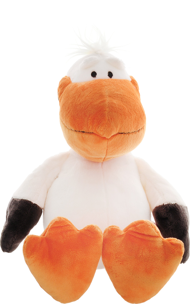 Мягкая игрушка Nici Пеликан, сидячая, 50 см