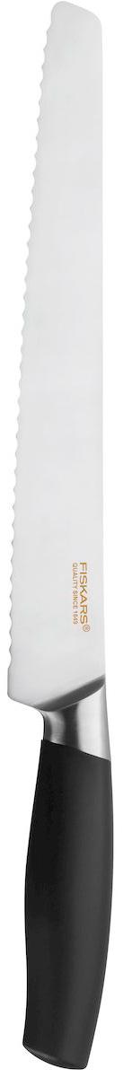 Нож для хлеба Fiskars Functional Form Plus, длина лезвия 24 см77.858@21281 / K1056 Organza BluНож Fiskars Functional Form Plus идеально сбалансирован, чтобы обеспечить точную и легкую нарезку продуктов. Благодаря тщательно подобранным материалам нож легко использовать, легко мыть и легко хранить. Крепкое зубчатое лезвие, выполненное из высококачественной стали, идеально подходит для нарезания хлеба с хрустящей корочкой. Удобная ручка из полипропилена с гладким покрытием обеспечивает надежный и удобный хват.Можно мыть в посудомоечной машине.