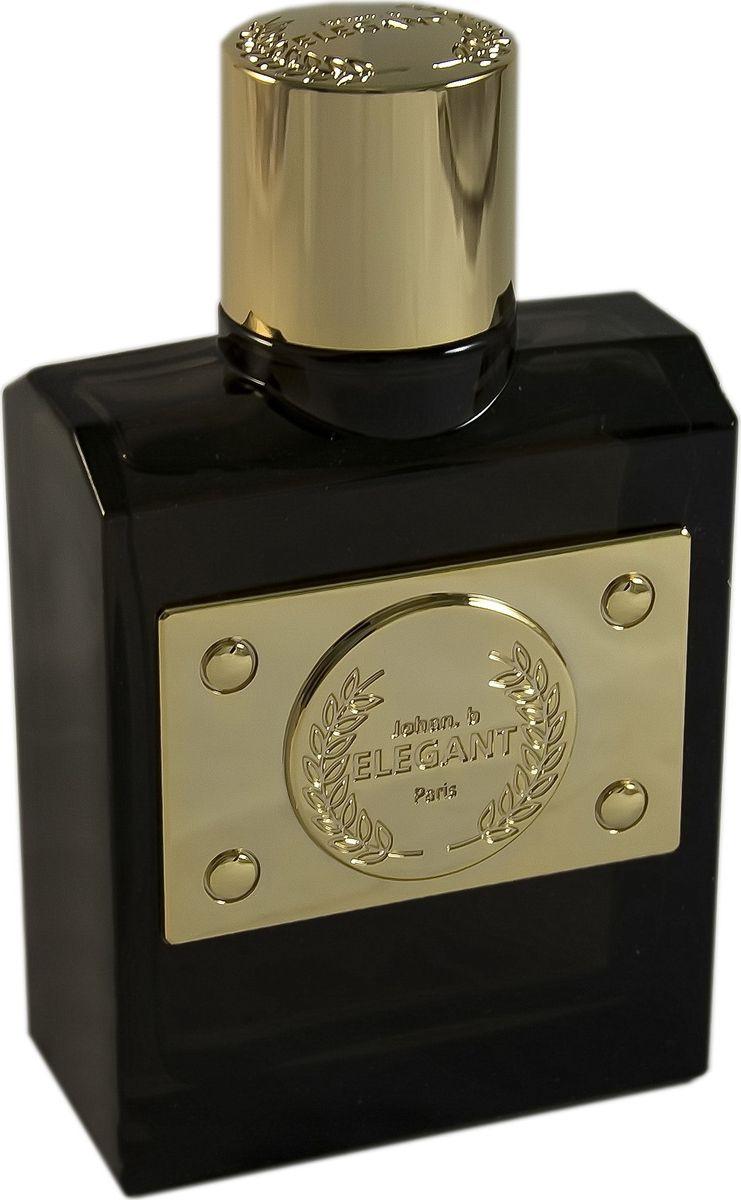 Geparlys Туалетная вода Elegant Gold men Линии Johan.B, 100 мл28032022Elegant Gold - изящное золото. Изысканная золотая гамма аромата, создает шикарный дерзкий образ уверенного и тщеславного мужчины, стремящегося к славе и победе. Основная парфюмерная композиция: бергамот, кедр, апельсин, мускатный орех.