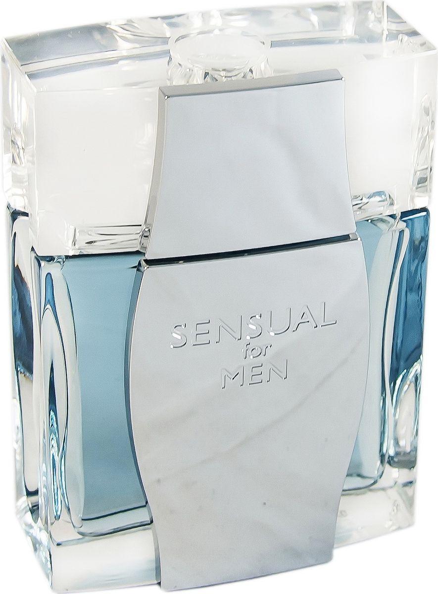 Geparlys Туалетнаяz вода Sensual for men Линии Johan.B, 85 мл1301210Парфюм приносит ноты смелости, дерзости и независимости. Основная парфюрная композиция: мандарин, лимон, пачули, чайное дерево, мирт.