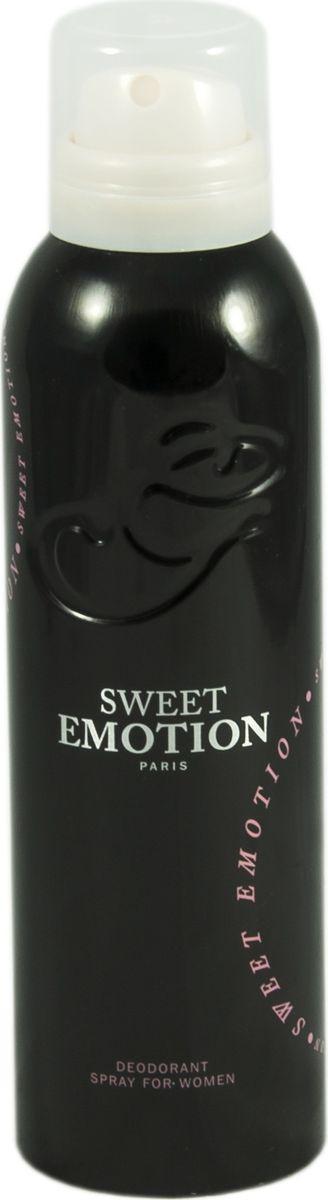 Geparlys Парфюмированный дезодорант для женщин Deo Sweet Emotion Линии Parfums Estelle Vendome, 200 млFS-36054Цветочный, горько-сладкий, умеренный. Основная парфюмерная композиция: лайм, ветивер, миндаль, жасмин.