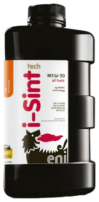 Моторное масло Eni 5w-30 i-Sint Tech M 1л