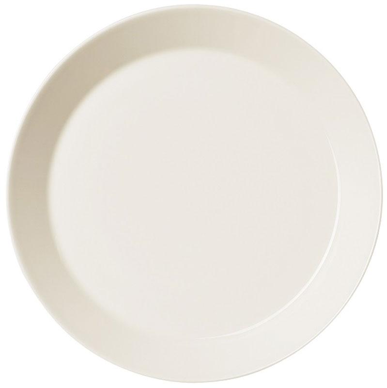 Тарелка Iittala Teema, цвет: белый, диаметр 26 см1005470