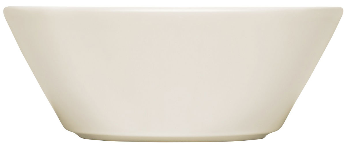 Чаша Iittala Teema, цвет: белый, диаметр 15 см1005476