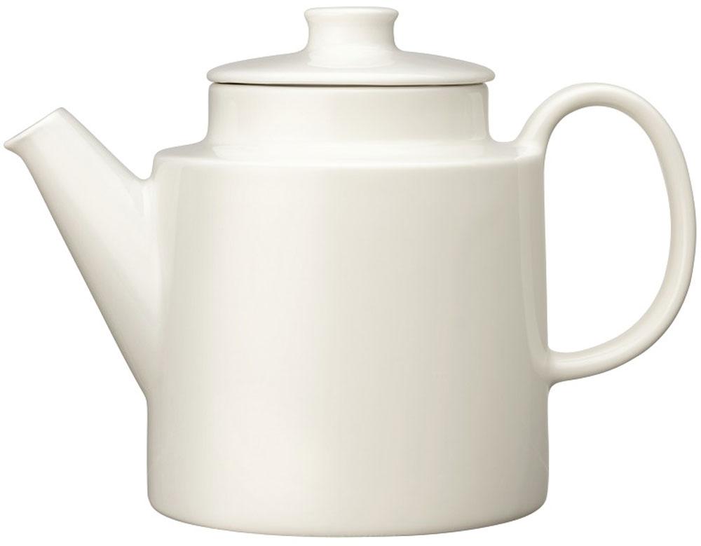 Чайник заварочный Iittala Teema, цвет: белый, 1 л1006151