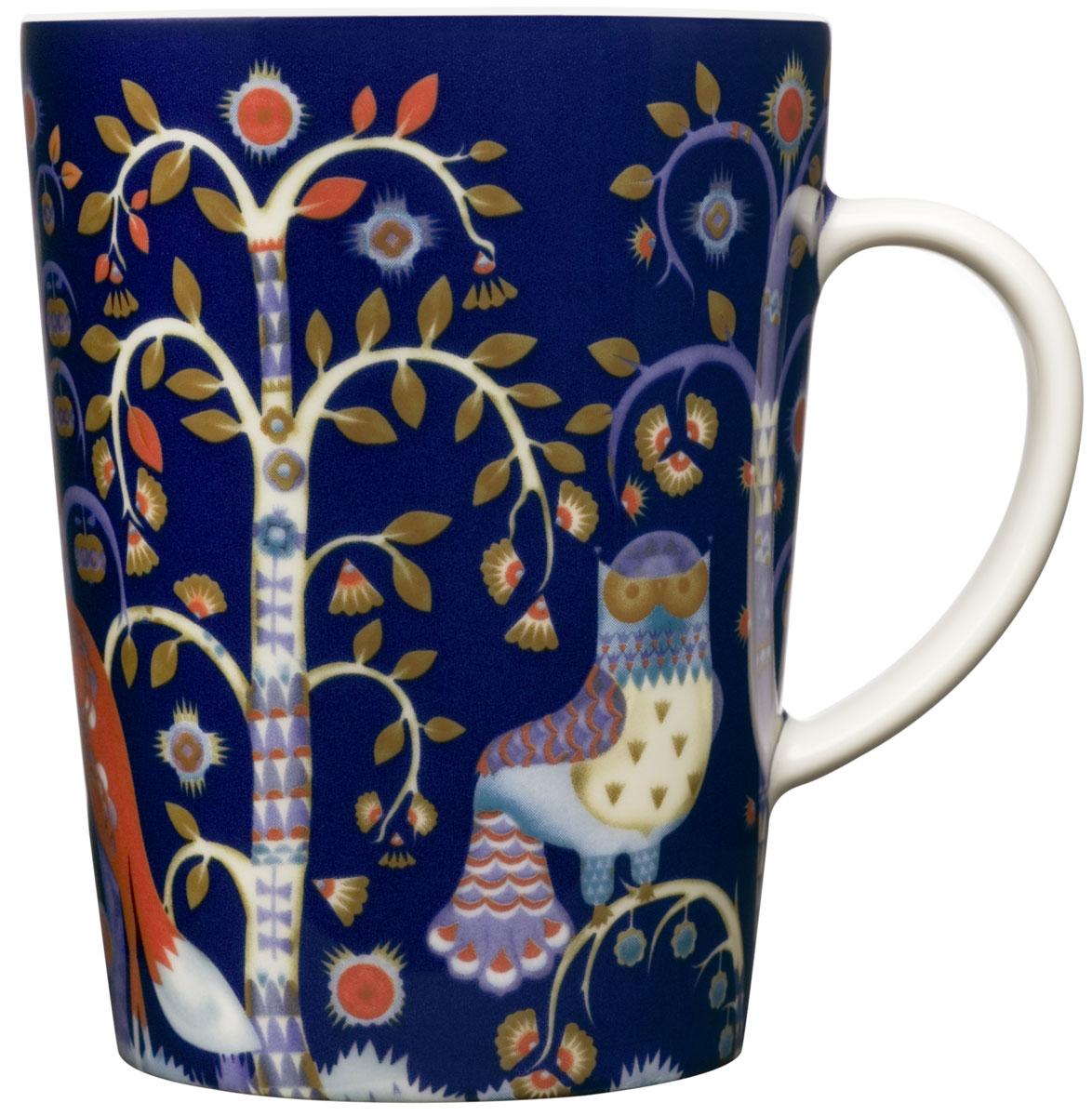 Чашка Iittala Taika, цвет: синий, 400 мл1012452