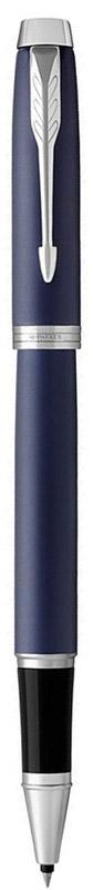 Parker Ручка-роллер IM Matte Blue CT72523WDМарка Parker гарантирует полную уверенность в превосходном качестве товара. Ручка-роллер Parker IM Matte Blue CT будет не только долго служить, но и неизменно радовать удобством и легкостью письма, надежностью в эксплуатации и прекрасным эстетическим исполнением. Ручка-роллер Parker IM Matte Blue CT выполнена в корпусе, покрытом темно-синим матовым лаком, и имеет хромированную отделку деталей с полировкой. Форма ручки - круглая. Ручка-роллер Parker IM Matte Blue CT аккуратно упакована в выдвижной футляр.