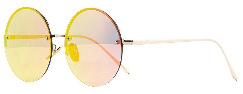 Очки солнцезащитные женские Vitta pelle, цвет: малиновый. 2802-2017-807BM8434-58AEСолнцезащитные женские очки Vitta pelle, выполненные из высококачественного пластика и металла, подчеркнут вашу индивидуальность и сделают ваш образ завершенным. Они не пропускают вредоносные солнечные лучи и не искажают изображение.Очки имеют стильный дизайн и легкую и комфортную оправу.Степень защиты от ультрафиолетовых лучей - 400UV.