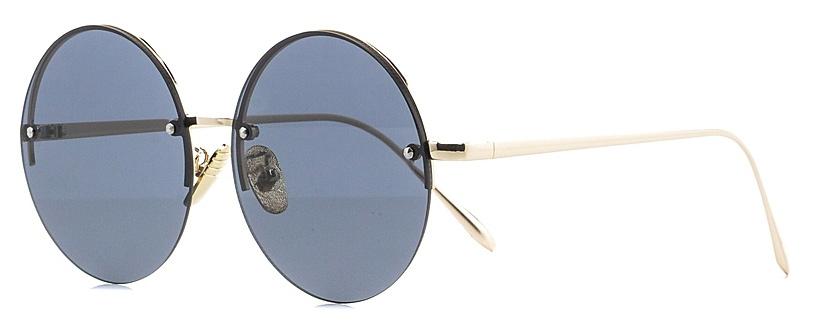 Очки солнцезащитные женские Vitta pelle, цвет: черный. 2802-2017-807INT-06501Степень защиты от ультрафиолетовых лучей - 400UV.