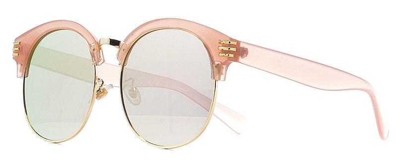 Очки солнцезащитные женские Vitta pelle, цвет: розовый. 1301-2017-879INT-06501Степень защиты от ультрафиолетовых лучей - 400UV.