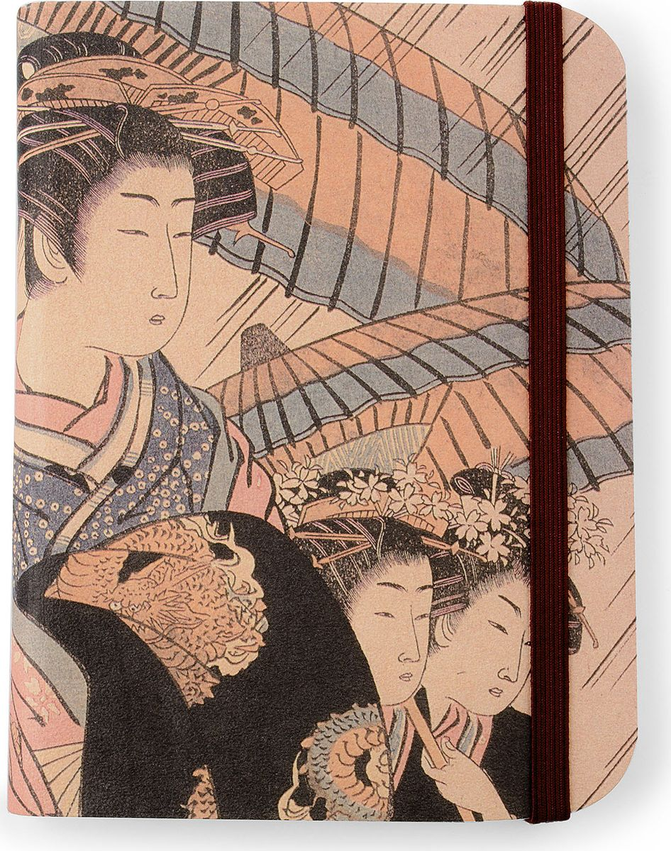 Власта Записная книжка Мицухана из чайного дома Омисуя 240 листовФК-Э-12-783Записная книжка от Власта Мицухана из чайного дома Омисуя - на обложке скетчбука - фрагмент картины. Вся картина (без фрагментирования) представлена на форзаце. Под картиной указаны ее название, имя художника и название музея, в котором хранится произведение. Сзади (на нахзаце) карманчик для мелочей. В нем разлинованный листок, который нужно подкладывать под страничку при письме. На форзаце есть место для вписывания имени владельца книжки.