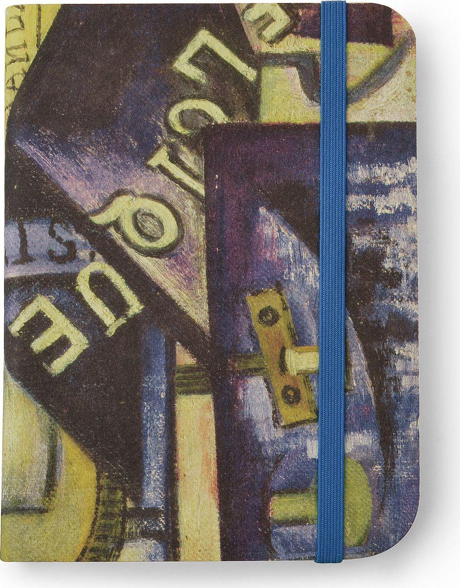 Власта Записная книжка Метроном 240 листов1072958Записная книжка от Власта Метроном - на обложке скетчбука - фрагмент картины. Вся картина (без фрагментирования) представлена на форзаце. Под картиной указаны ее название, имя художника и название музея, в котором хранится произведение. Сзади (на нахзаце) карманчик для мелочей. В нем разлинованный листок, который нужно подкладывать под страничку при письме. На форзаце есть место для вписывания имени владельца книжки.