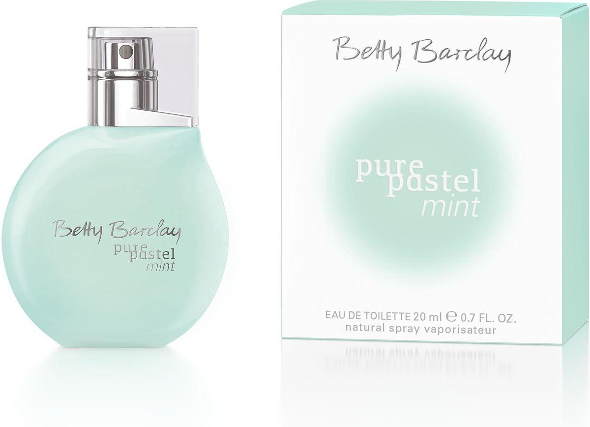 Betty Barclay Pure Pastel Mint Туалетная вода 20 мл