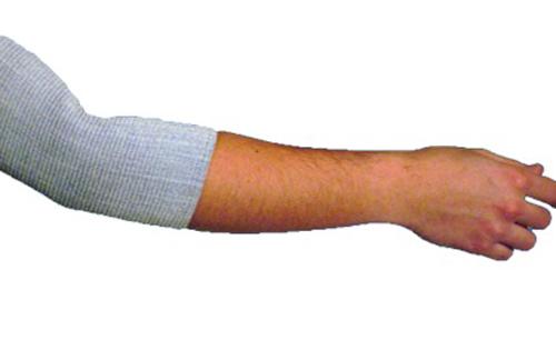 Almed Повязка мед.эласт.согревающая на локоть (налокотник) с шерстью овцы №1П.280 60х40В данном бандаже использована традиционная шерсть — это волос овцы, самые распространенный вид натурального сырья, применяемый в холодное время года. В зависимости от толщины элементарного волоса (от 17 до 26 мкм), пряжа получается мягкая. Чем больше волосков в одной нити заданной толщины, тем пряжа легче и пластичнее. Только в овечьей шерсти содержится ланолин, придающий ей лечебный эффект.Бандажи носятся на хлопчатобумажную сторону и на шерстяную непосредственно, о на тело, а также на нижнее белье.СОСТАВ:Полушерсть — 35%Хлопок — 52%Латекс — 7%Полиэфир — 6% Обхват под локтем; обхват над локтем; ширина бандажа XS 10-14; 20-24; 28 S 14-18; 24-28; 28 M 18-22; 28-32; 28 L 22-26; 32-36; 28 XL 26-30; 36-40; 28УПАКОВКА:Полиэтиленовый пакет с еврослотом и клапаном со скотчем.Картонный вкладыш — 1 шт.