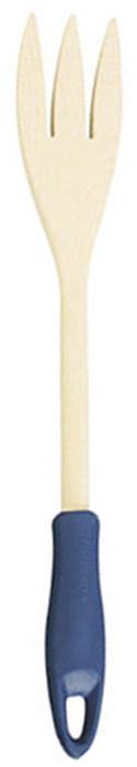 Вилка для мяса Tescoma, 26 см. 637248VT-1520(SR)Вилка для мяса Tescoma - прекрасное функциональное изделие. Удобна для разделывания мясных блюд. Это изделие отличаетсяфункциональностью и оригинальным дизайном. Элегантная ручка с противоскользящей обработкой, не позволит лопатке выскользнуть из вашей руки. Вилка для мяса изготовлена из натурального дерева.Характеристики:Материал:дерево, пластик.Длина : 30 см. Производитель: Чехия. Артикул: 637248. Уважаемые клиенты!Обращаем ваше внимание на цветовой ассортимент в дизайне товара. Поставка возможна в одном из вариантов нижеприведенных дизайнов в зависимости от наличия на складе.