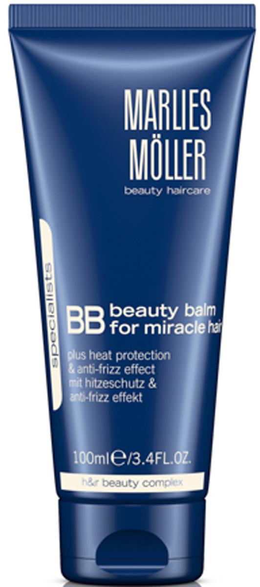 Marlies Moller Specialist Бальзам для непослушных волос, 100 мл21364MMШелковистый несмываемый бальзам для ежедневного применения дарит волосам неповторимый блеск и обеспечивает идеальную защиту от жары и неблагоприятных воздействий окружающий среды. Сочетая в себе полезные питательные свойства кокосового масла и гидролизованного кератина, делает волосы гладкими и послушными. Может наноситься на влажные или сухие волосы по мере необходимости. На влажные волосы: бальзам питает волосы и обеспечивает дополнительный блеск и мягкость перед укладкой, защищает от теплового и механического воздействия фена, утюжка для волос. На сухие волосы: придает волосам неповторимый блеск, защищает волосы от ежедневного негативного влияния окружающей среды, от загрязнений и климатических изменений. Премиальный уход с профессиональным эффектом. Высокая концентрация активных компонентов. Мягкое средств без силиконов, позволяет частое применение.