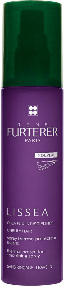 Rene Furterer Lissea Спрей термозащитный для разглаживания волос, 150 мл3282779356923Несмываемый спрей с легкой текстурой защищает волосы от воздействия высоких температур до 220С при использовании инструментов для укладки. Обеспечивает прическе защиту от воздействия влажного воздуха, одновременно поддерживая оптимальный уровень увлажнения. Придает волосам шелковистость и естественный блеск. Фиксирует прическу (мягкая фиксация) на продолжительное время. Удобная упаковка - флакон со спреем.