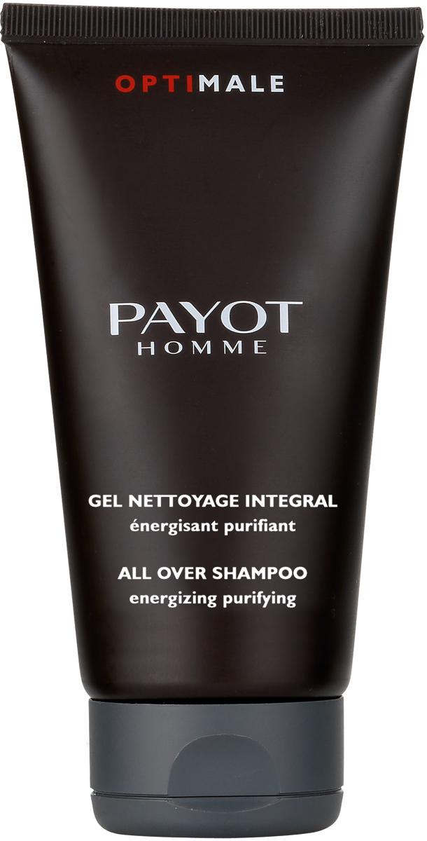 Payot Optimale Шампунь и гель для душа 2 в 1, 200 млMP59.4DЭтот гель бережно очищает кожу тела и волосы, удаляет загрязнения и ороговевшие клетки, повышает тонус кожи.