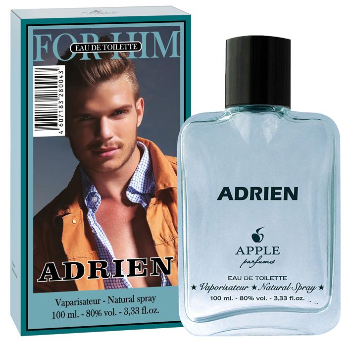 Apple Parfums Туалетная вода Univers New Adrien мужская 100ml