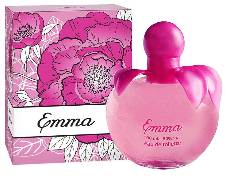 Apple Parfums Туалетная вода Univers New Emma женская 100ml