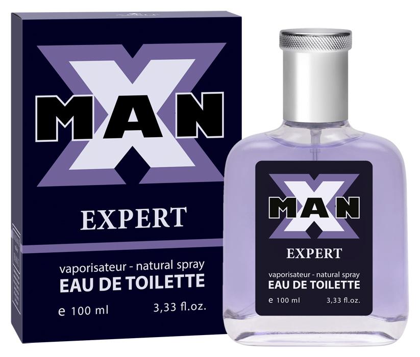 Apple Parfums Туалетная вода X Man Expert мужская 100ml4204MBНачальные ноты: мандарин, апельсин, альдегиды, морские ноты. Ноты сердца: белый кедр, перец, нероли. Базовые ноты: бобы тонка, амбра, ветивер, ваниль, элеми, мускус