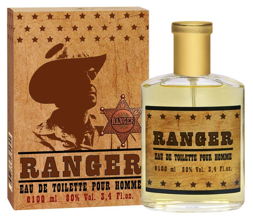 Apple Parfums Туалетная вода Western Ranger мужская 100ml