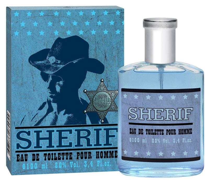 Apple Parfums Туалетная вода Western Sheriff мужская. 100ml