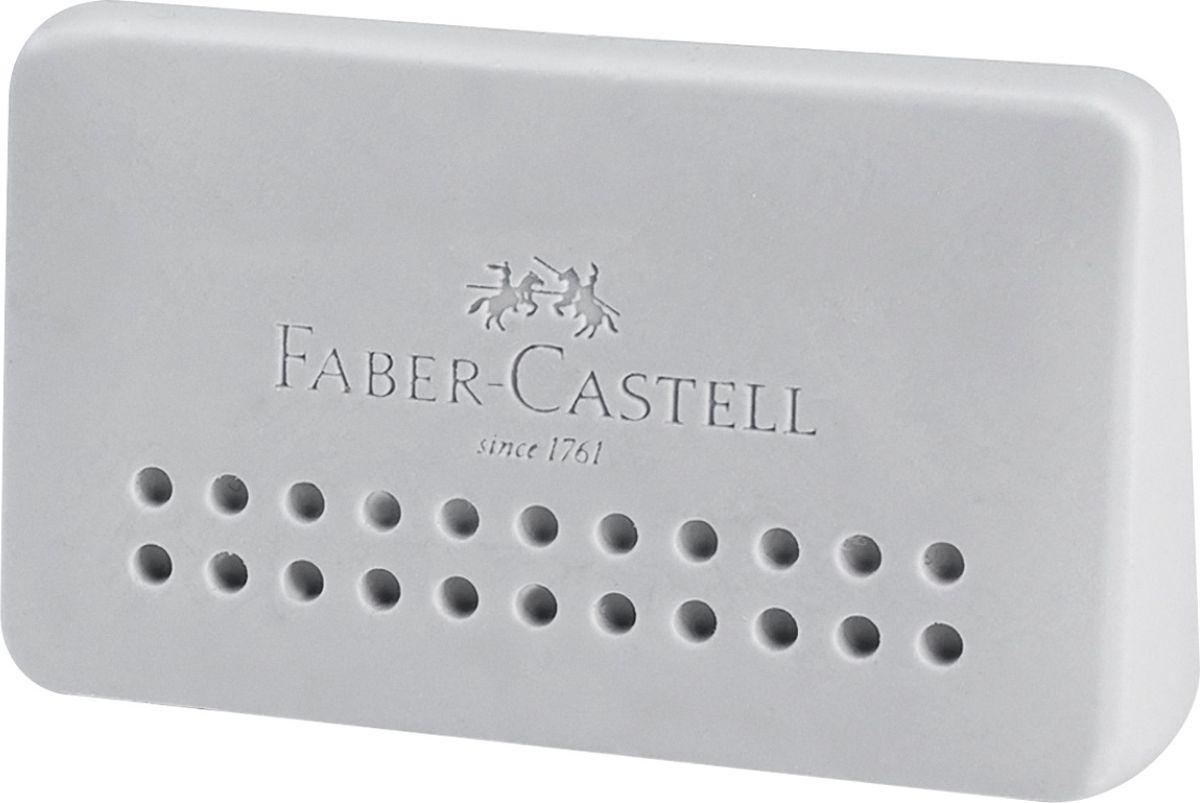 Faber-Castell Ластик Grip Edge0703415Ластик Faber-Castell Grip Edge наивысшего качества без ПВХ. Ластик имеет заостренный край для удобного стирания, не оставляет следов.