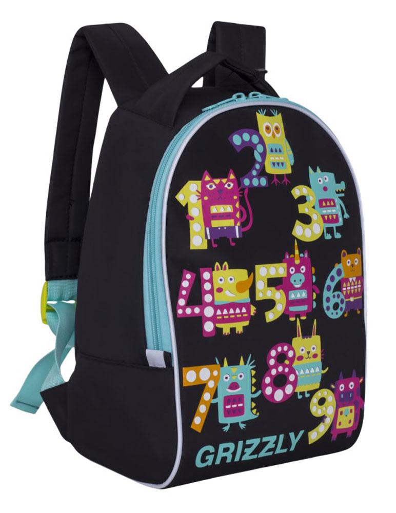 Grizzly Рюкзак дошкольный RS-764-6/1RS-764-6/1Дошкольный рюкзак Grizzly выполнен из прочной микрофибры и украшен забавным изображением. Рюкзак имеет одно отделение на молнии, регулируемые лямки и специальную ручку для размещения на вешалке. Также на рюкзаке находятся светоотражающие вставки.Порадуйте своего ребенка таким замечательным подарком!