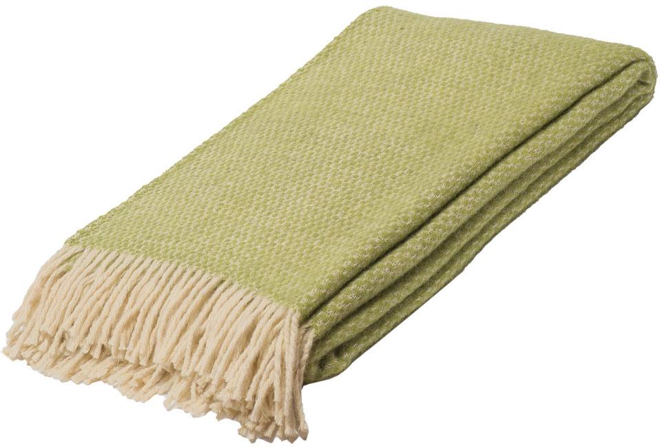 Плед Руно Монреаль, цвет: светло-зеленый, 140 х 200 см. 1-291-140(05)ПКМим-150-200_желтыйПлед Руно Монреаль гармонично впишется в интерьер вашего дома и создаст атмосферу уюта и комфорта. Чрезвычайно мягкий и теплый плед с кистями изготовлен из натуральной овечьей шерсти. Высочайшее качество материала гарантирует безопасность не только взрослых, но и самых маленьких членов семьи.Плед - это такой подарок, который будет всегда актуален, особенно для ваших родных и близких, ведь вы дарите им частичку своего тепла!