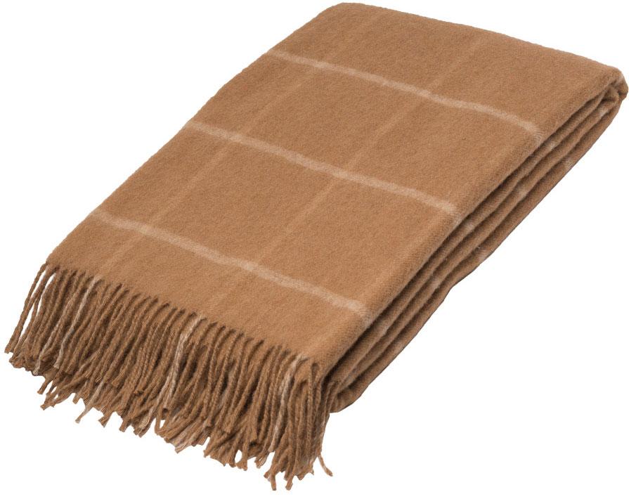 Плед Linea Lore Dune, 130 х 190 см. 1-351-130 (02)1-351-130 (02)Плед Linea Lore, выполненный из 100% шерсти, послужит теплым, мягким и практичным подарком близким людям. Натуральная мериносовая шерсть, благодаря свойству терморегуляции, великолепно согревает, позволяя вашей коже дышать. Такой плед идеально подойдет для дачного отдыха: он очень пригодится, как только захочется укутаться, дыша вечерним воздухом, выручит, если приехали гости, и всегда под рукой, когда придет в голову просто полежать на траве!