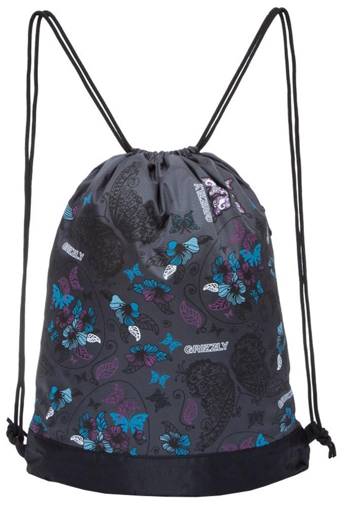Grizzly Мешок для сменной обуви OM-790-15/3OM-790-15/3Мешок для сменной обуви Grizzly идеально подойдет как для хранения, так и для переноски сменной обуви и одежды.Мешок выполнен из прочного материала и содержит одно вместительное отделение, затягивающееся с помощью текстильных шнурков. Изделие содержит боковой карман, который застегивается на застежку-молнию. Сверху мешок дополнен петлей для подвешивания.Вашему ребенку обязательно пригодится такой аксессуар для школы!