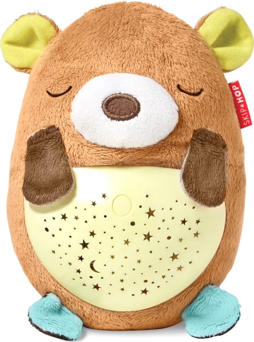 Skip Hop Развивающая игрушка ночник-проектор Медвежонок
