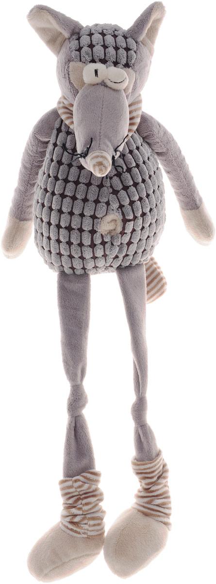 "Мягкая игрушка Jackie Chinoco ""Серый волк"", 45 см"
