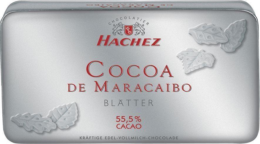 Hachez шоколадные лепестки 55,5%, 150 г0120710Богатый на вкус молочный шоколад с содержанием какао 55,5%. Непривычно высокое содержание какао в молочном шоколаде серди представителей-конкурентов данного сегмента. Современный, привлекательный дизайн. Идеальный подарок к любому празднику.