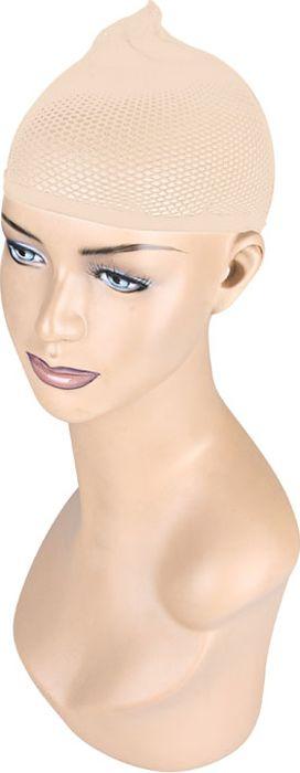 Телесная сетка для волос под парик. Размер универсальный. EF-WS02EF-WS02Сетка телесного цвета, которая позволяет скрыть и уложить собственные волосы при носке парика. Очень комфортна и надежна в использовании, а также позволяет волосам дышать. Благодаря универсальному размеру она подойдет для всех.