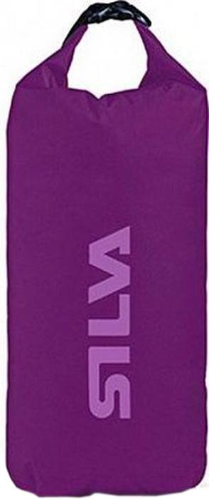 Гермомешок для водного туризма Silva Carry Dry Bag 70D, цвет: фиолетовый, 6 лSLA-002Гермомешок для водного туризма-материал 70D Nylon, быстро сохнет, не пропускает воду внутрь-компактно складывается -объем 6 л