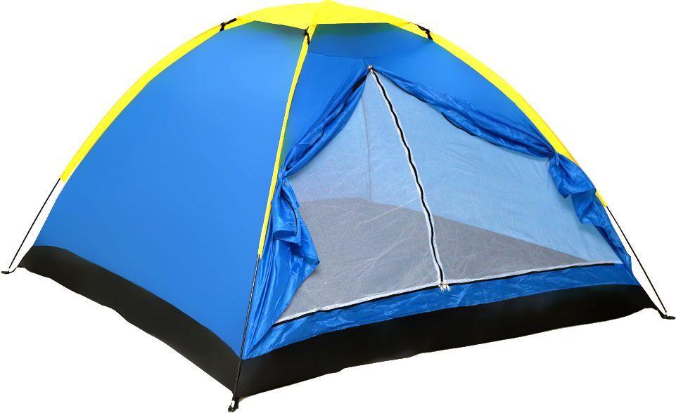 Палатка туристическая 6-ти местная, однослойная Миссури, 200 х250 х150 см WILDMAN81-625Верным спутником каждого любителя походов является палатка. Легкая, компактная, универсальная и недорогая - замечательный вариант для любых походов и выездов на природу.