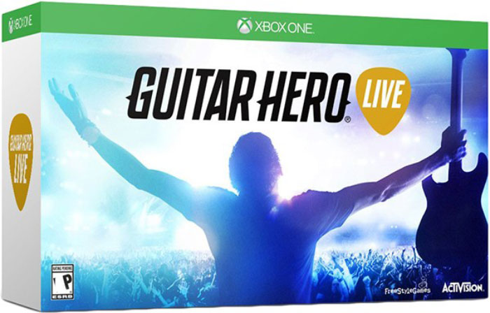 Guitar Hero Live Supreme Party Edition (Xbox One)