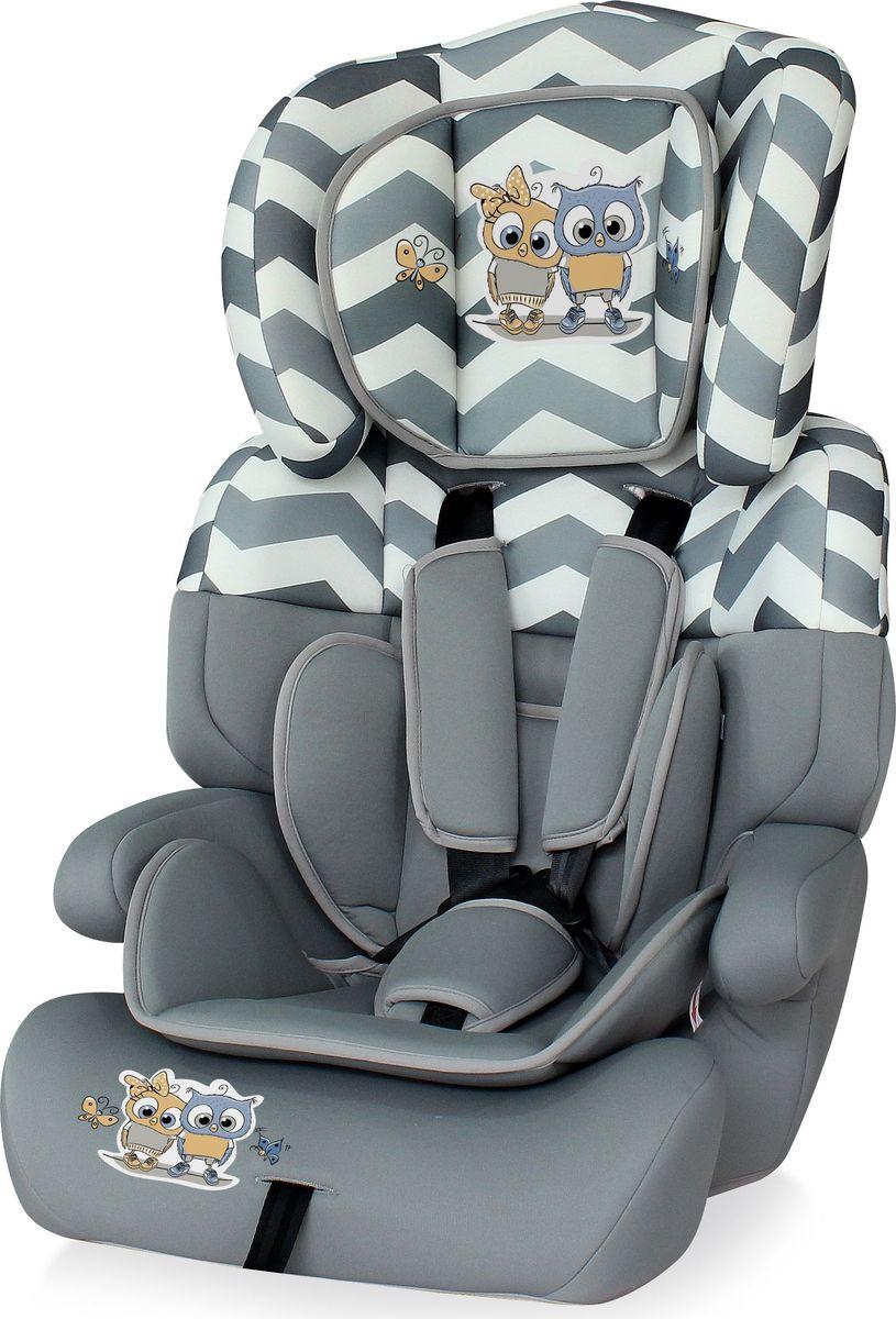 Lorelli Автокресло Junior Plus от 9 до 36 кг цвет серый3800151918271Автокресло от 9 до 36 кг среднего класса повышенной надежности/ европейский стандарт безопасности ECE R44/04/3 5- точечный регулируемый по высоте ремень безопасности с мягкими накладками/ Регулируемый по высоте подголовник / Трансформируется в Бустер/ Плюс дополнительная накладка на сиденье