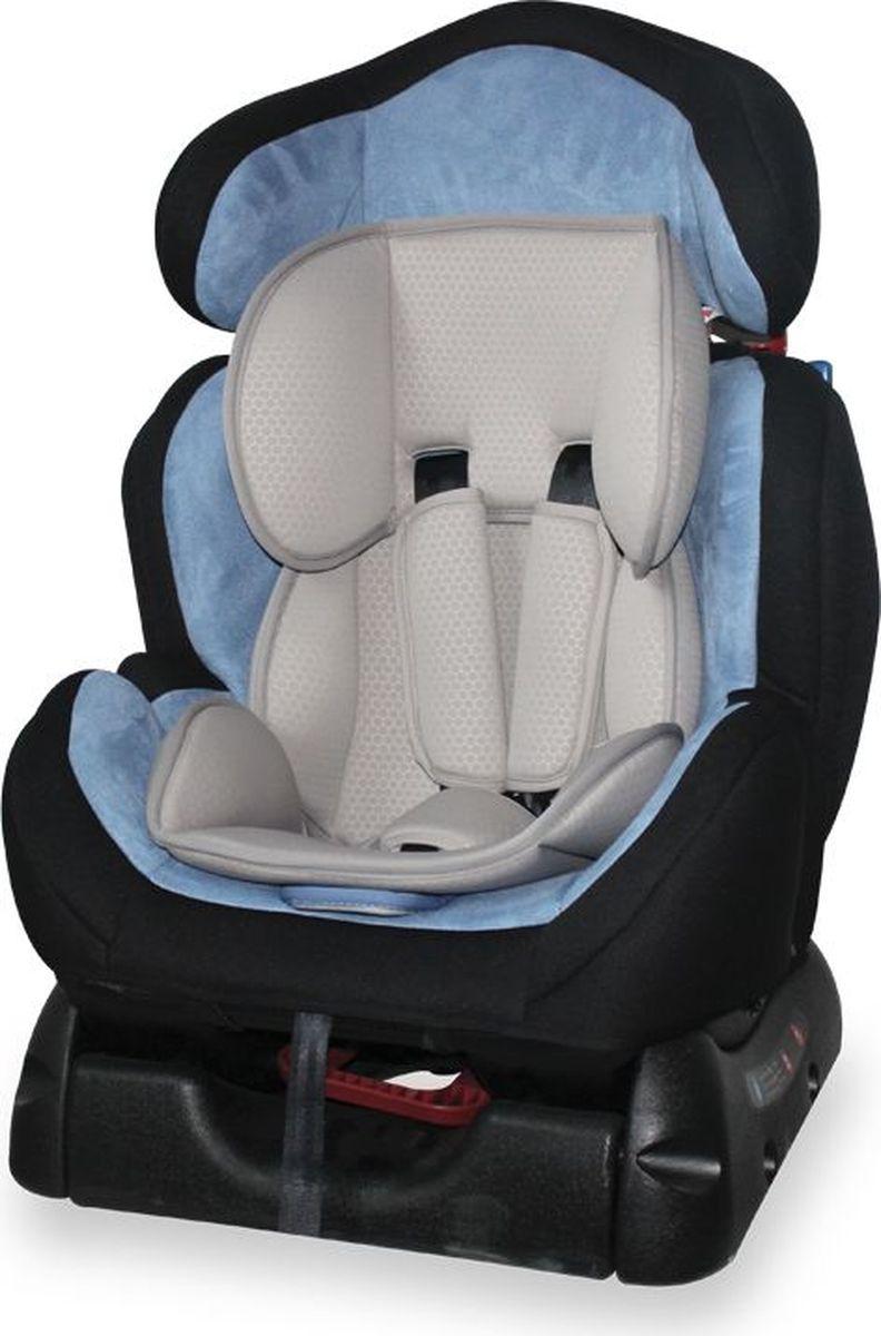 Lorelli Автокресло Safeguard от 0 до 25 кг цвет синий серыйCA-3505Автокресло от 0 до 25 кг среднего класса повышенной надежности,европейский стандарт безопасности ECЕ R44/04.Регулировка спинки, три положения, 5-точечный, регулируемый по высоте ремень безопасности с мягкими накладками, дополнительная мягкая вставка для малышей из натуральной ткани,простой монтаж автокресла штатным ремнем безопасности автомобиля.Особенность данного автокресла - это очень глубокий угол наклона и приятная ткань: велюр на хлопковой основе.Способ установки по ходу движения/против хода движения.