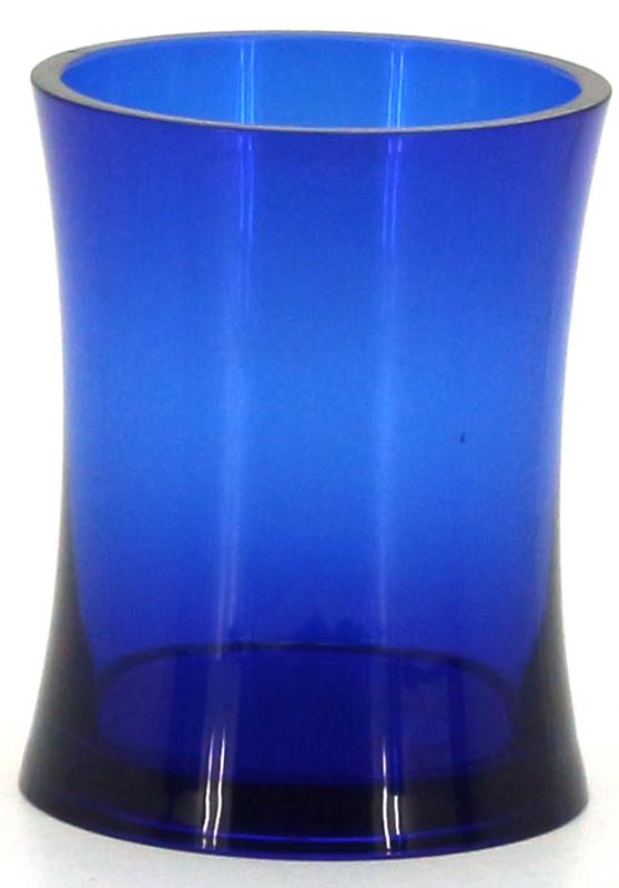 Стакан для ванной комнаты Коллекция Шик, цвет: синийATP-460