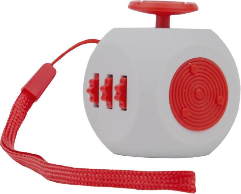 Fidget Cube 3.0 Air Игрушка-антистресс цвет серый красный - Развлекательные игрушки