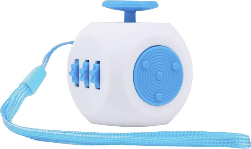 Fidget Cube 3.0 Air Игрушка-антистресс цвет белый голубой - Развлекательные игрушки