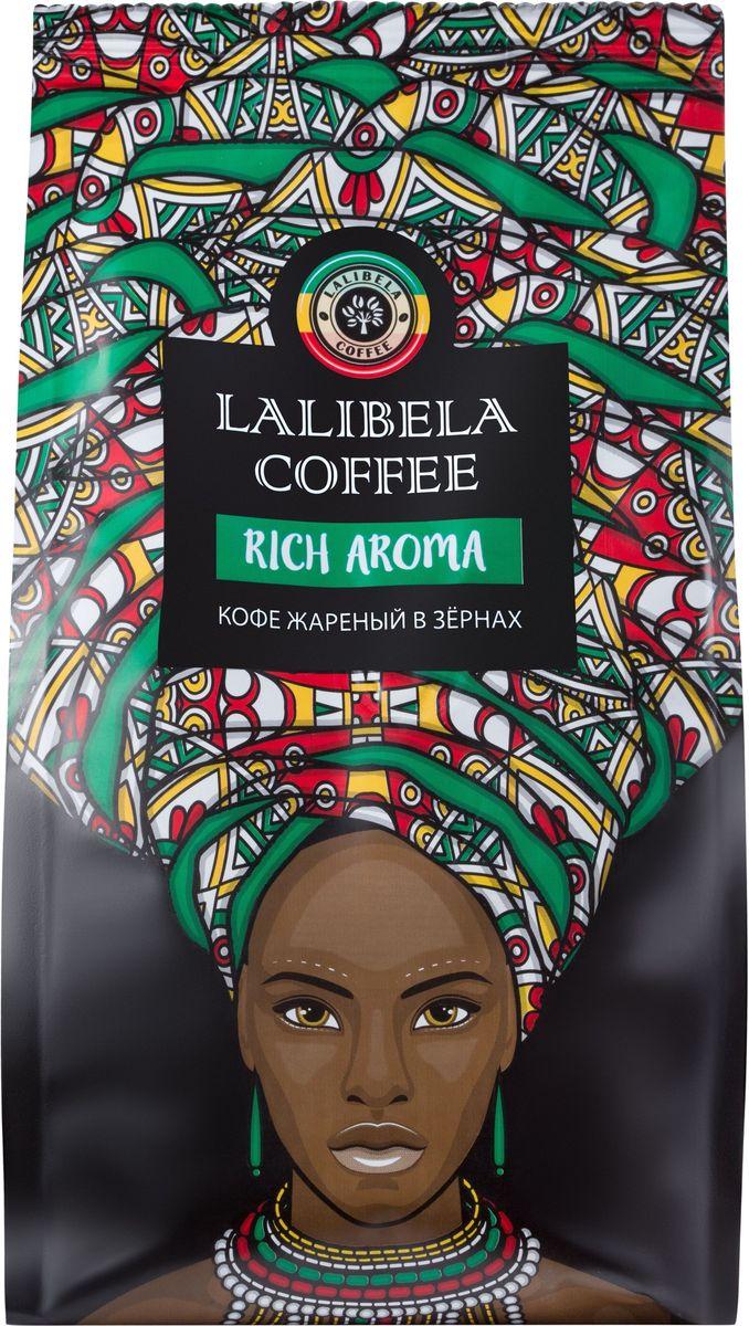 Lalibela coffee Rich Aroma кофе в зернах, 250 г33183Изысканная смесь из благородной арабики различных сортов, собранных на высокогорных плантациях Африки, подарит вам богатый вкус с фруктовыми нотками. Мягкий, бархатный аромат Lalibela Coffee Rich Aroma восхищает глубиной и тающей нежностью шоколадных оттенков.