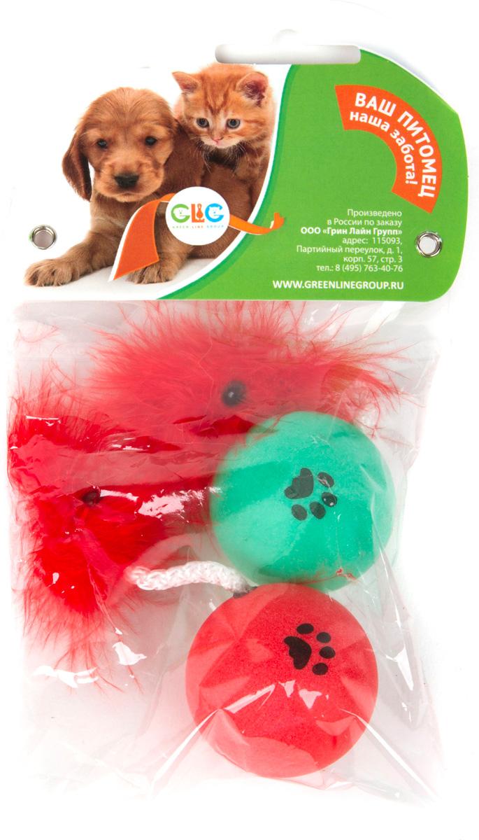 Игрушка для кошек GLG