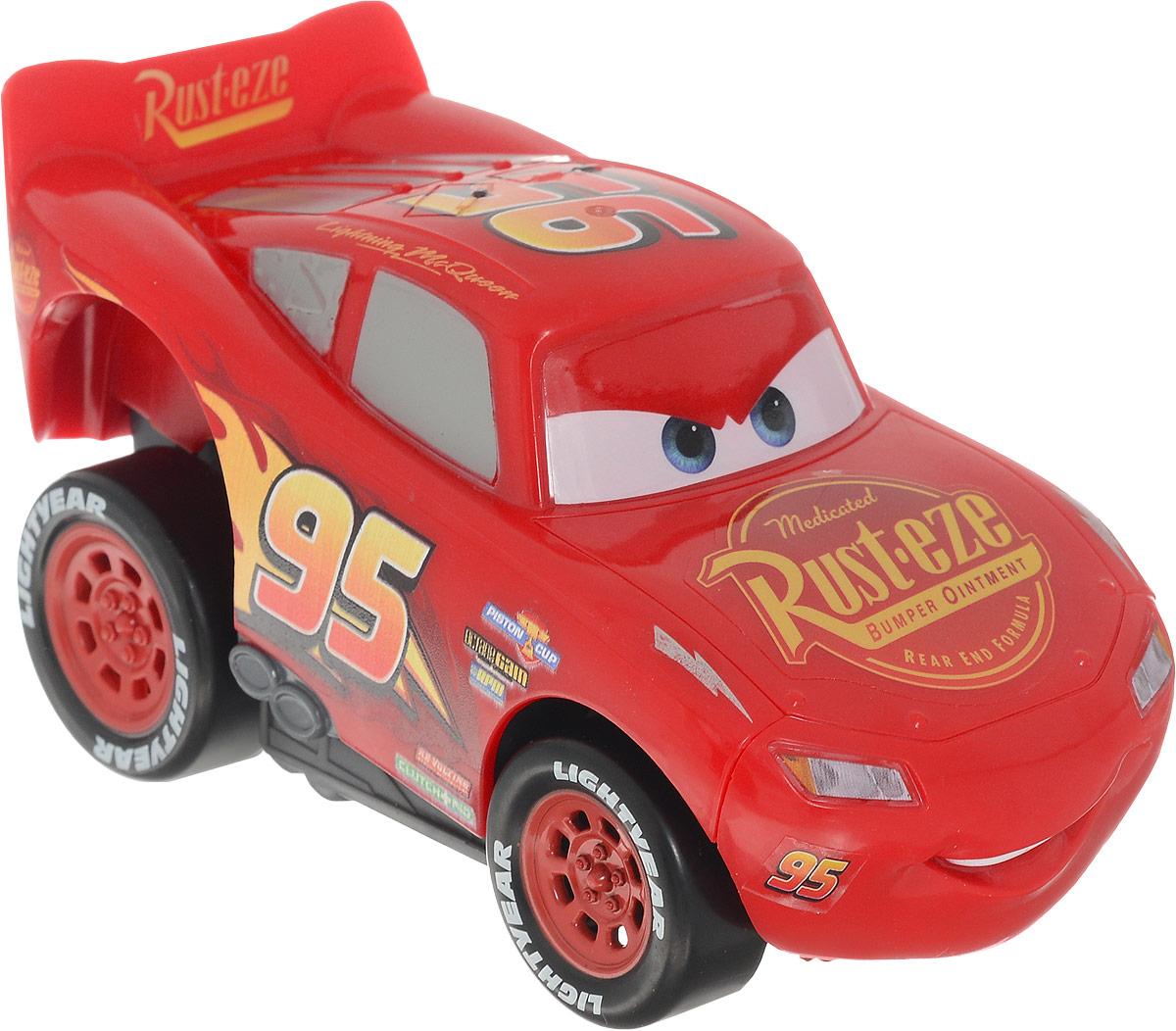 Cars Машинка инерционная Молния МакКуин DVD31_FGN79