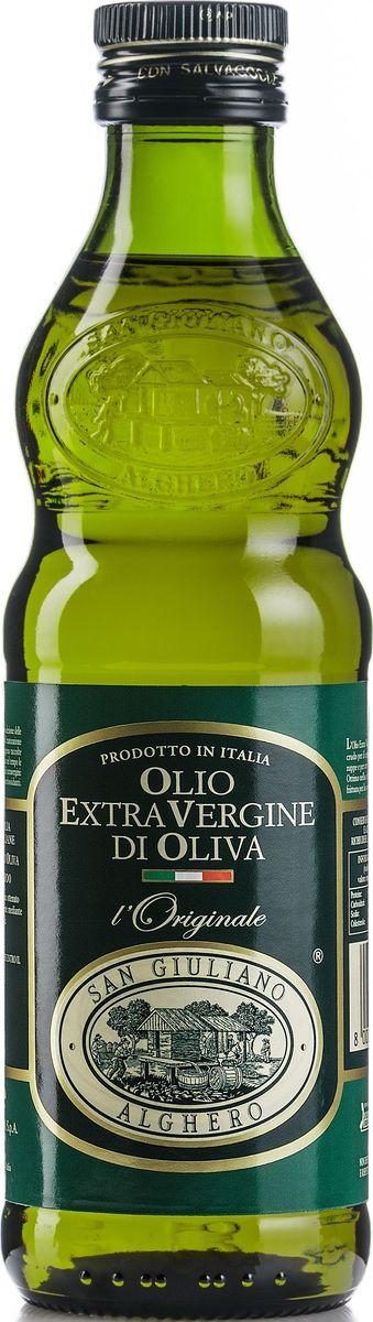 San Giuliano LOriginale Extra Vergine масло оливковое нерафинированное, 500 млМС-00006503Изготавливается из оливок,собранных поздней осенью: Бозана, Франтойо, Леччино, Семидана, Коратина.Прозрачное, желто-золотое, обладает ароматом спелых оливок с нотами миндаля и ванили. Вкус нежный,сбалансированный, с легкой горчинкой и пикантными нотами. Нежное мягкое масло идеально подойдет кзакускам из морепродуктов, овощному пюре, жареным овощам, свежим сырам.