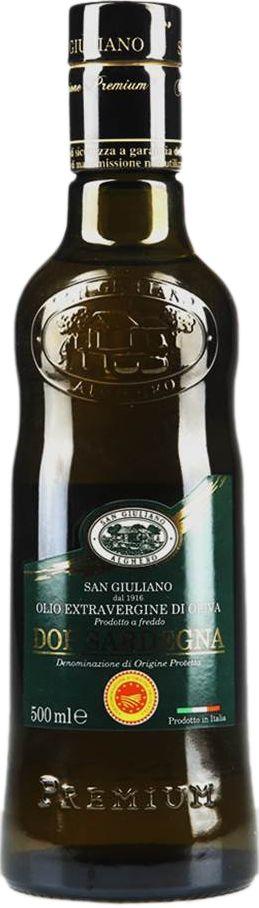 San Giuliano DOP Sardinia Extra Vergine масло оливковое нерафинированное, 500 мл0120710Масло из оливок Бозана и Семидана, которые растут только на острове Сардиния. Насыщенный и яркий вкускоторых подчеркивает всю ценность и уникальность типичного масла Сардинии, земли с тысячелетнейисторией выращивания оливок. Прямой отжим регламентирован неприкосновенным производственнымпротоколом предписаний для продуктов с защитой по происхождению Сардинии, за соблюдением которогоследит одноименный консорциум, целью которого является постоянное поддержание традиций качестваостровного масла. Необычайно красивый цвет, желтый с зеленоватым оттенком. Тонкий аромат сфруктовыми и травяными нотами, с оттенками яблока и банана. Вкус яркий, с пикантной горчинкой, нотамиартишока, дикого ореха и зеленого томата. Прекрасно сочетается с супами, вторыми блюдами с овощами,соленой рыбой и мясом на углях.